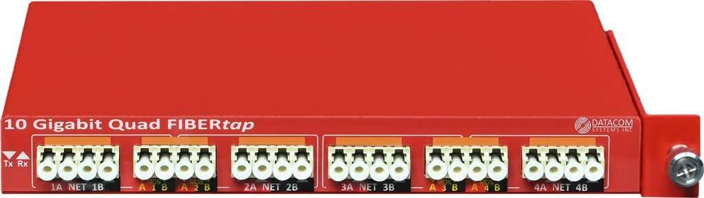 10 Gigabit Fiber TAP