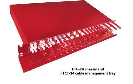 Modular Fiber Tap System (FTC-24)